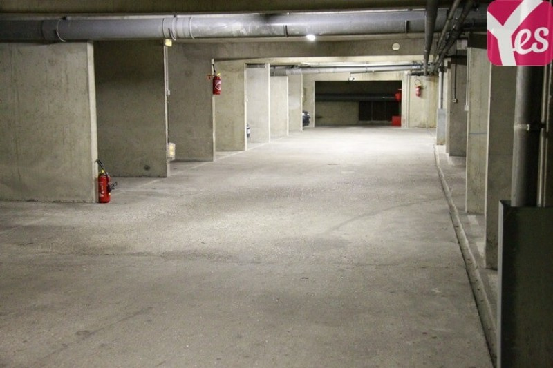 location garage parking 224 buttes chaumont 19e arrondissement 10m 178 85 mois sur le