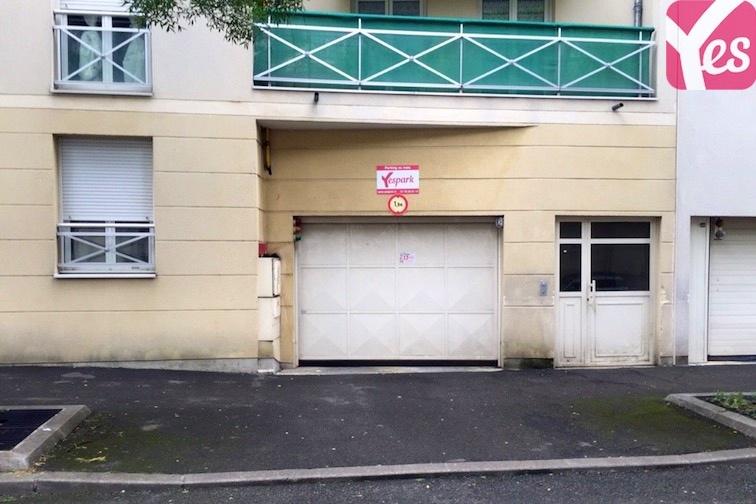 Location garage parking nanterre 13m 55 mois sur le for Location garage nanterre