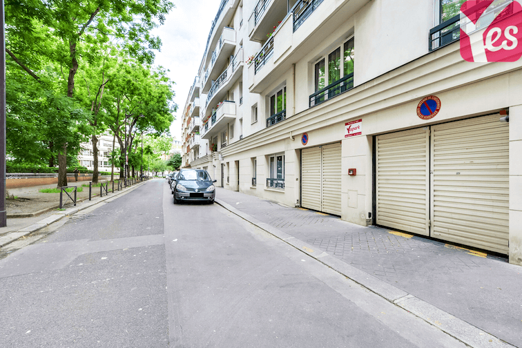 Location garage parking paris vaugirard 15e arrondissement 17m 110 mois sur le partenaire - Location garage paris 15 ...