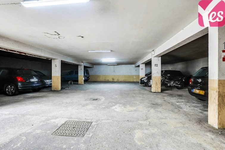 Location garage parking paris buttes chaumont 19e arrondissement 20m 80 mois sur le - Location garage paris 15 ...