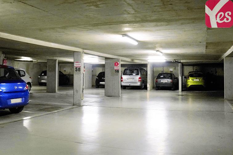 Location garage parking paris observatoire 14e for Garage paris 15 auto